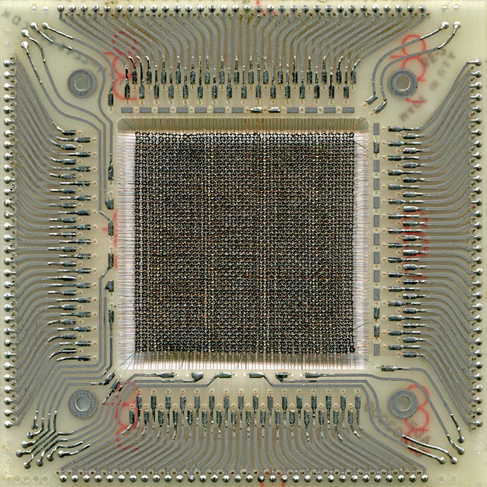 Nice wallpapers Magnetic-core Memory 1000x1001px