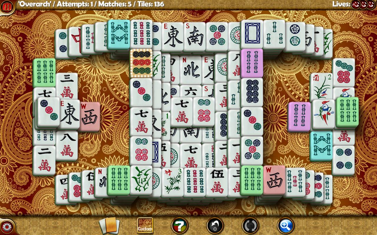 High Resolution Wallpaper | Mahjong 1280x800 px