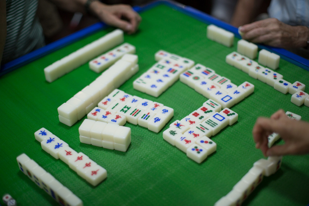 Images of Mahjong | 1200x800