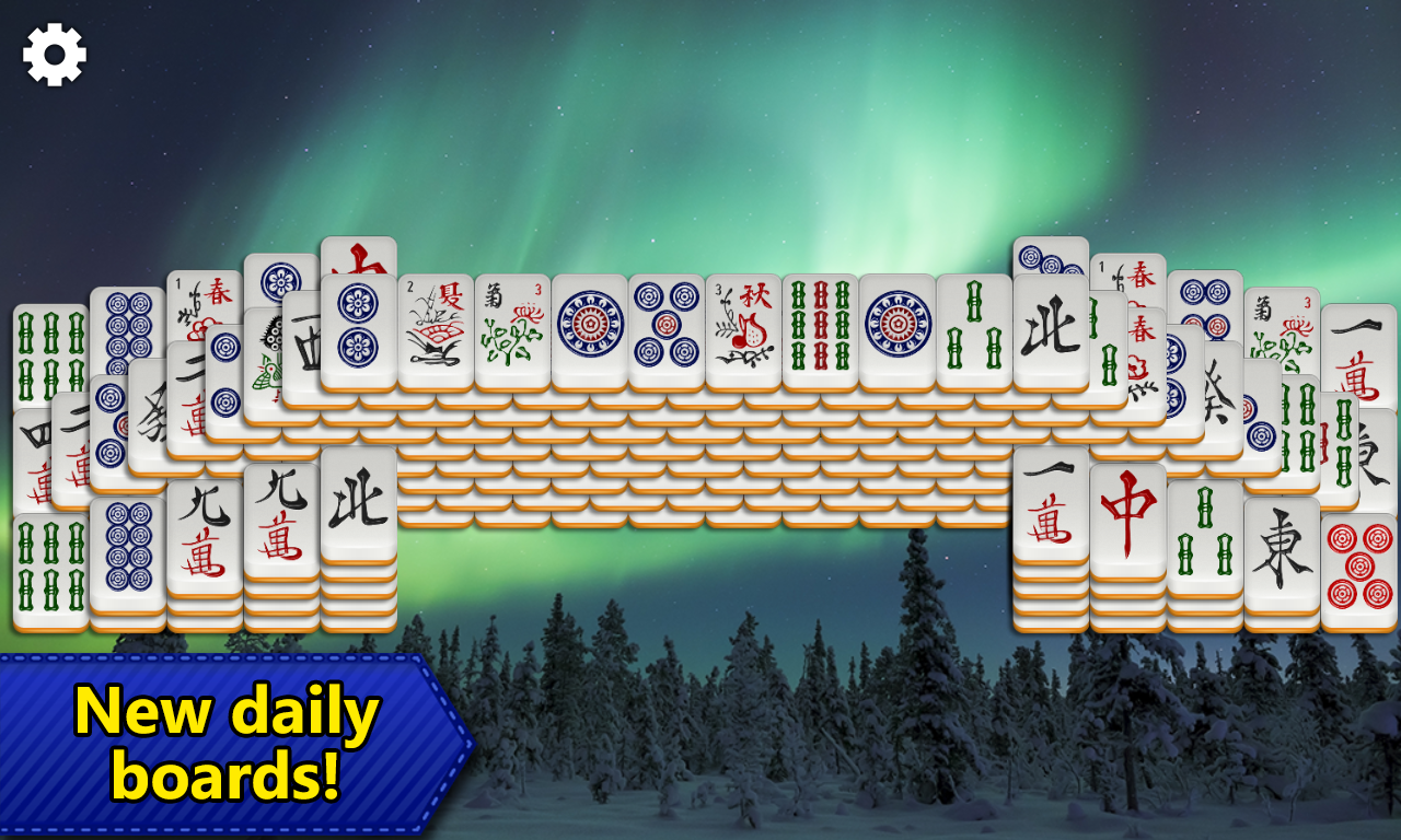 1280x768 > Mahjong Wallpapers