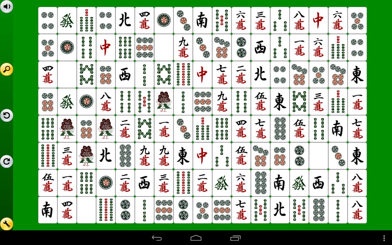 Nice wallpapers Mahjong 1440x900px
