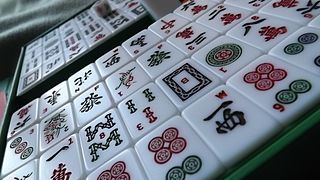 HQ Mahjong Wallpapers | File 19.92Kb