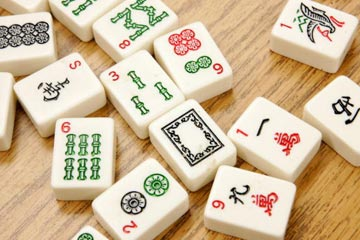 Mahjong Backgrounds, Compatible - PC, Mobile, Gadgets| 360x240 px