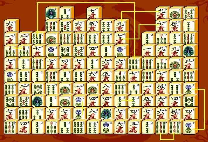 Mahjong Backgrounds on Wallpapers Vista