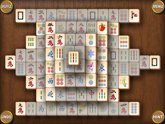 HD Quality Wallpaper | Collection: Game, 552x414 Mahjong