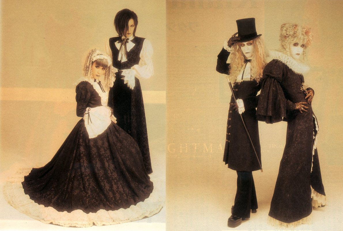 Nice Images Collection: Malice Mizer Desktop Wallpapers