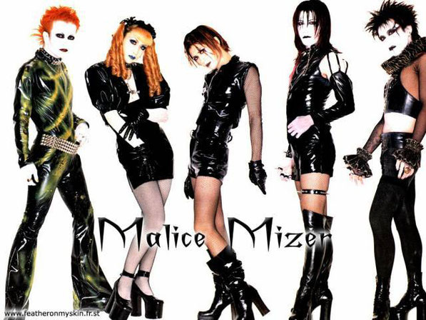 HD Quality Wallpaper | Collection: Music, 597x448 Malice Mizer