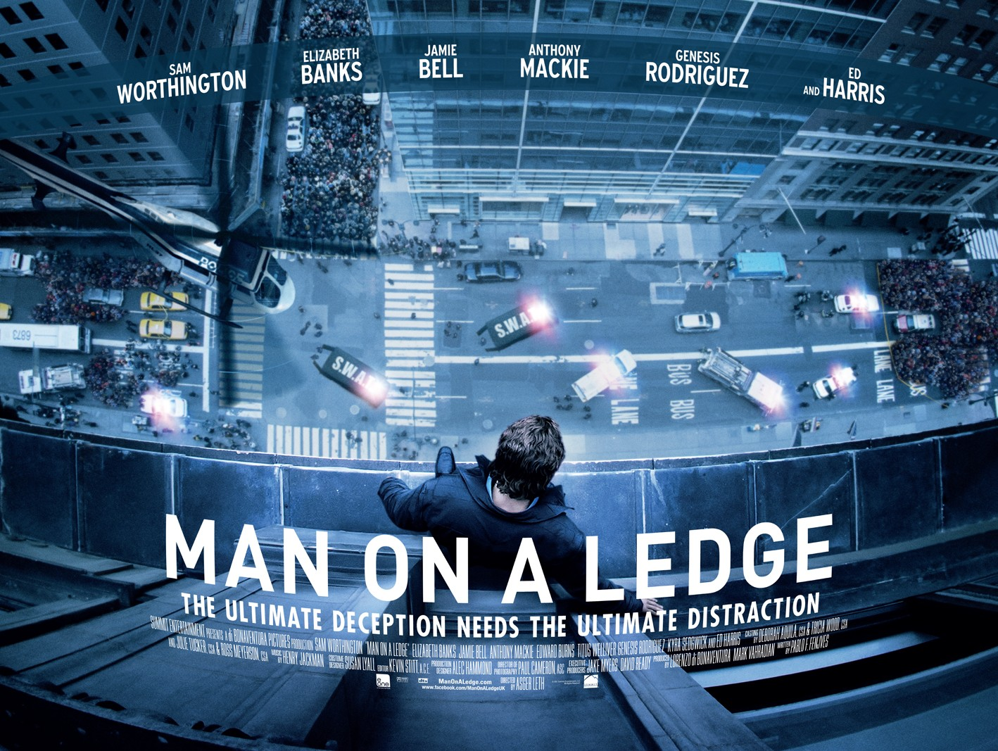 Man On A Ledge Wallpapers Movie Hq Man On A Ledge Pictures 4k
