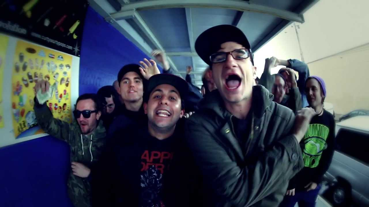 HD Quality Wallpaper | Collection: Music, 1280x720 Man Overboard