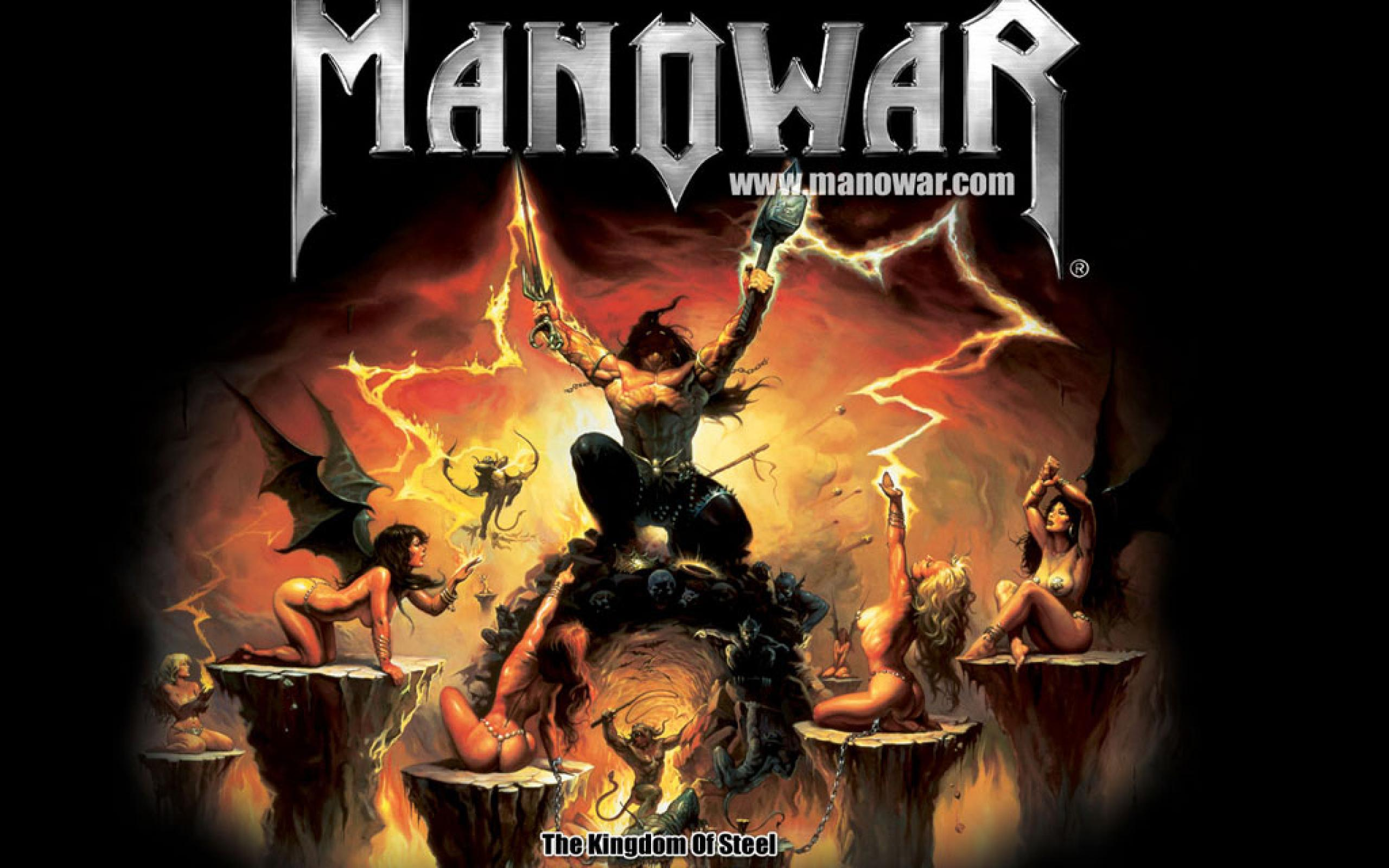 Manowar High Quality Background on Wallpapers Vista