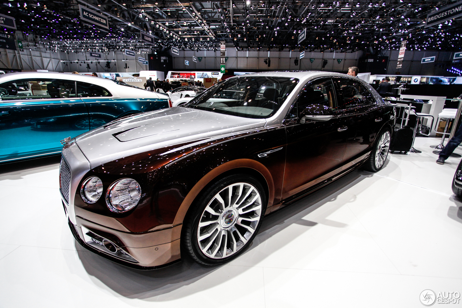 Most Viewed Mansory Bentley Flying Spur Wallpapers 4k Wallpapers