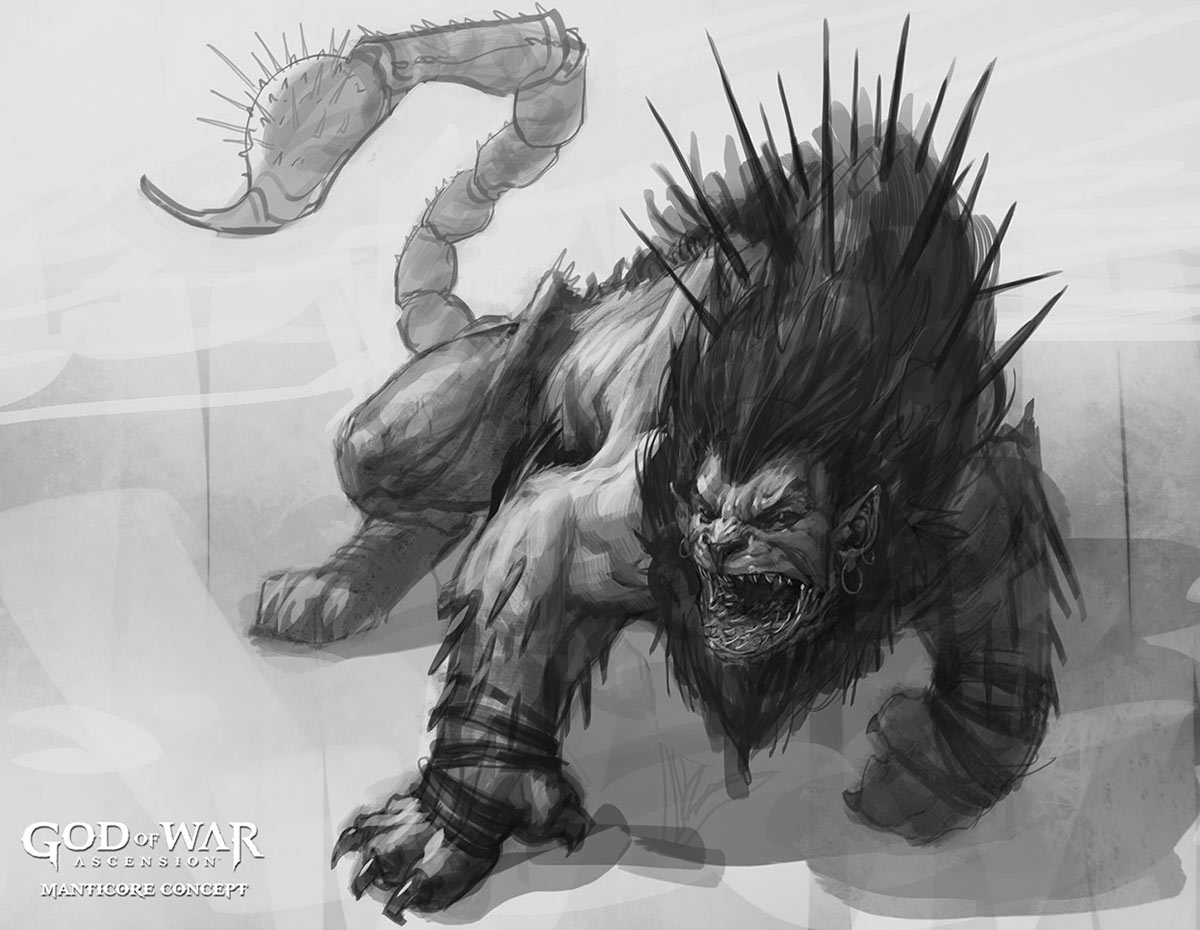 Images of Manticore | 1200x930