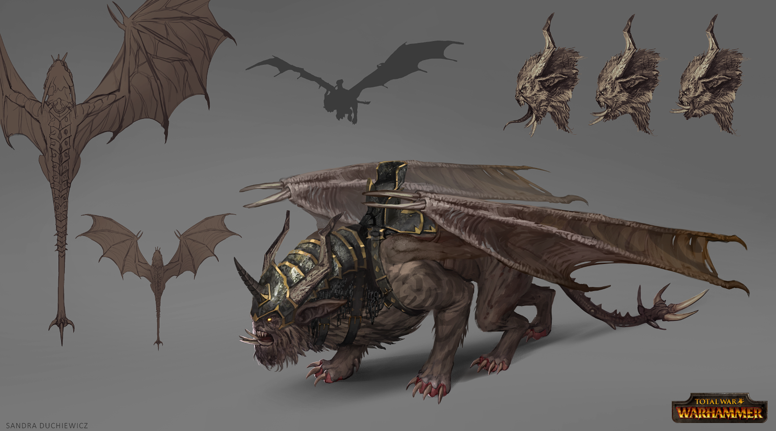 Nice wallpapers Manticore 1600x888px