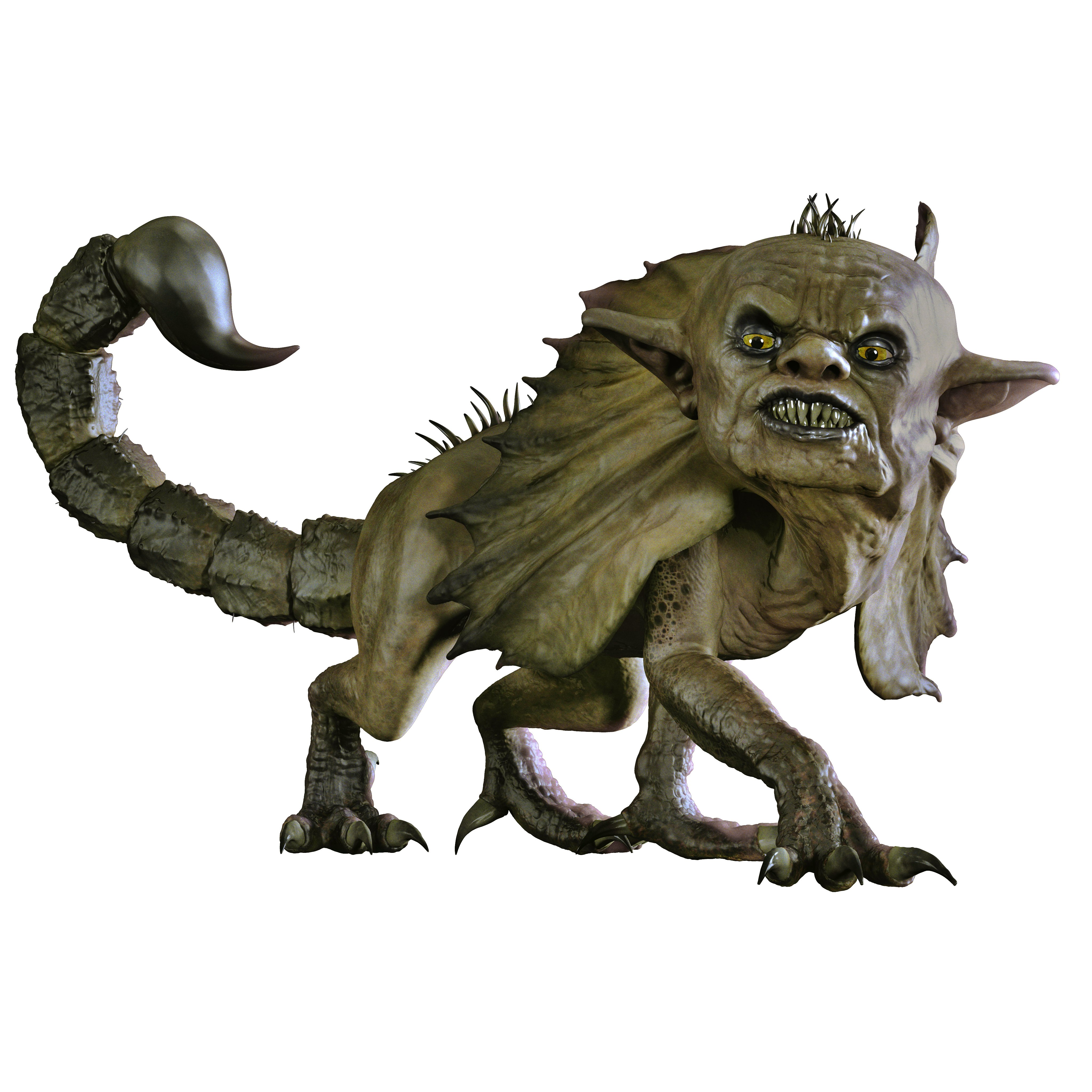 Nice wallpapers Manticore 4096x4096px