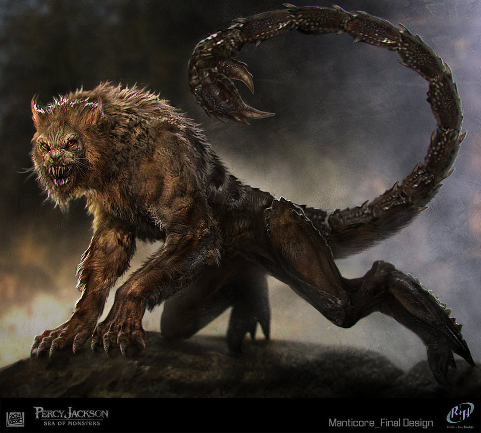 943x848 > Manticore Wallpapers