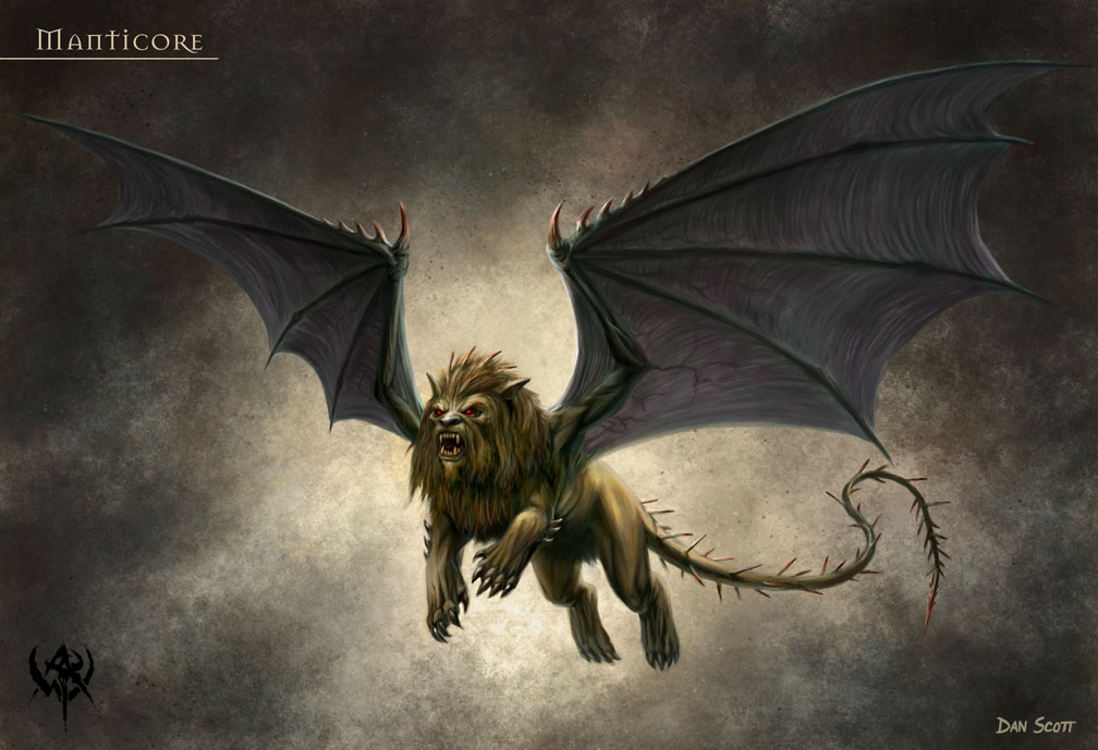 1008x689 > Manticore Wallpapers