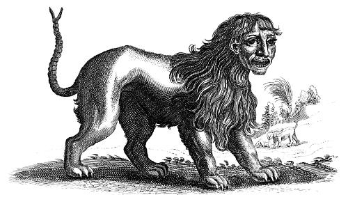 Manticore High Quality Background on Wallpapers Vista
