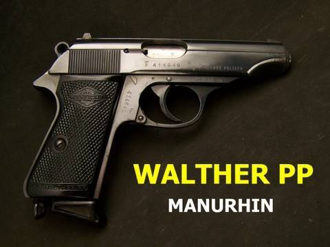Amazing Manurhin PP Pistol Pictures & Backgrounds