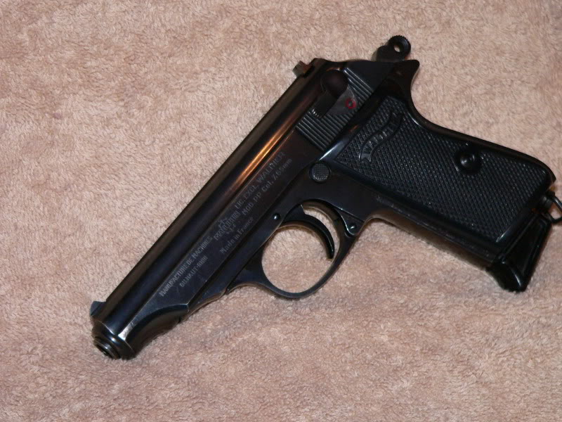 Manurhin PP Pistol High Quality Background on Wallpapers Vista