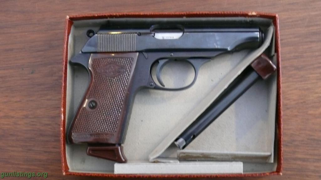 Manurhin PP Pistol Backgrounds, Compatible - PC, Mobile, Gadgets  1024x576 px