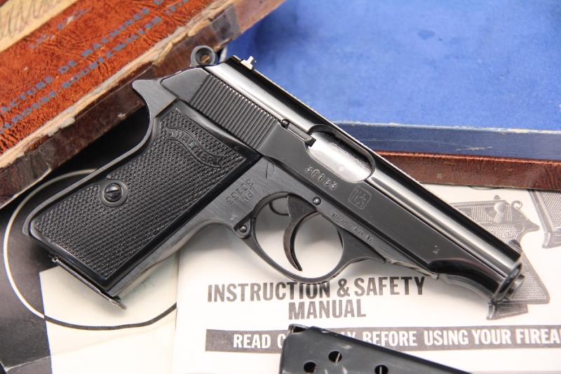 800x533 > Manurhin PP Pistol Wallpapers