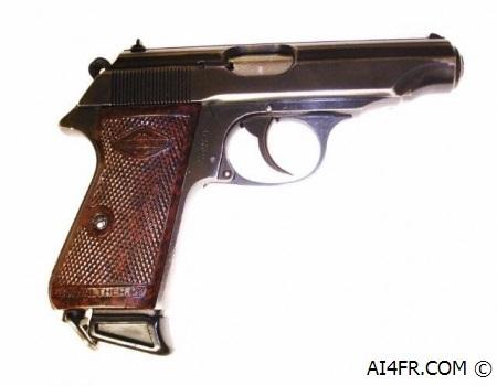 Images of Manurhin PP Pistol   450x350