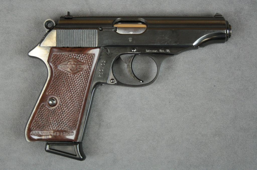 1024x678 > Manurhin PP Pistol Wallpapers