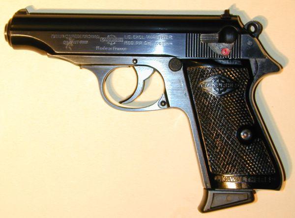 Manurhin PP Pistol Backgrounds on Wallpapers Vista