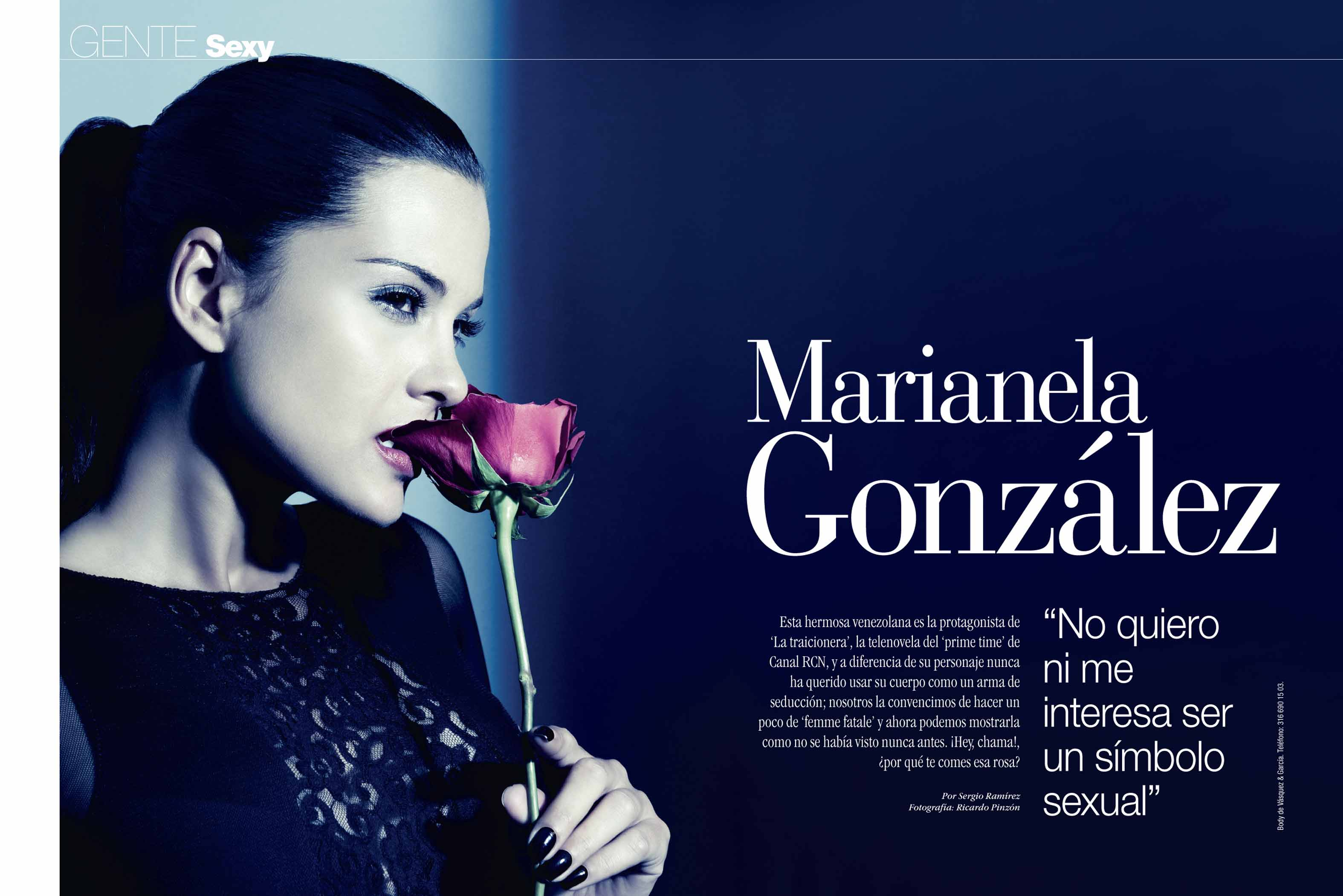 HD Quality Wallpaper | Collection: Women, 3150x2101 Marianela González
