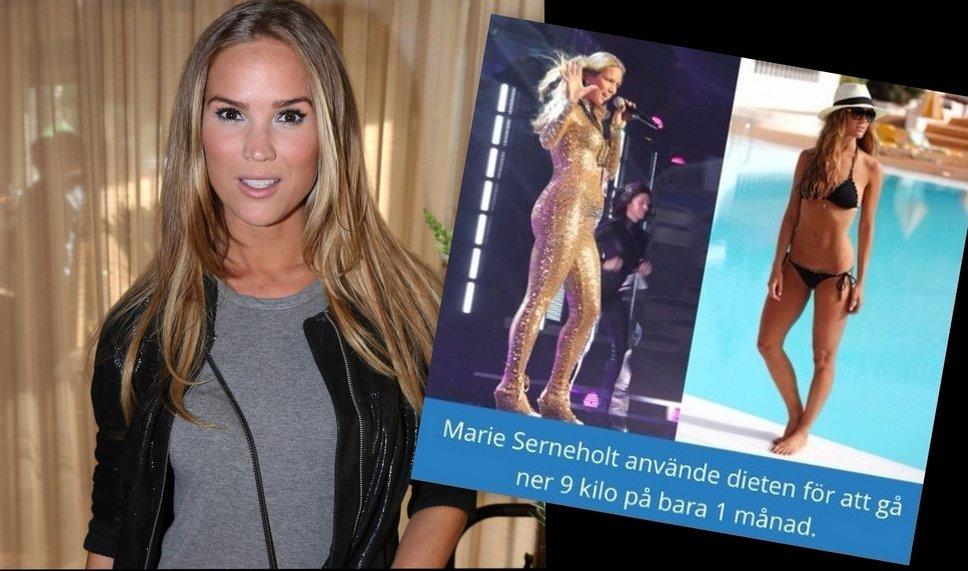 HQ Marie Serneholt Wallpapers | File 102.14Kb