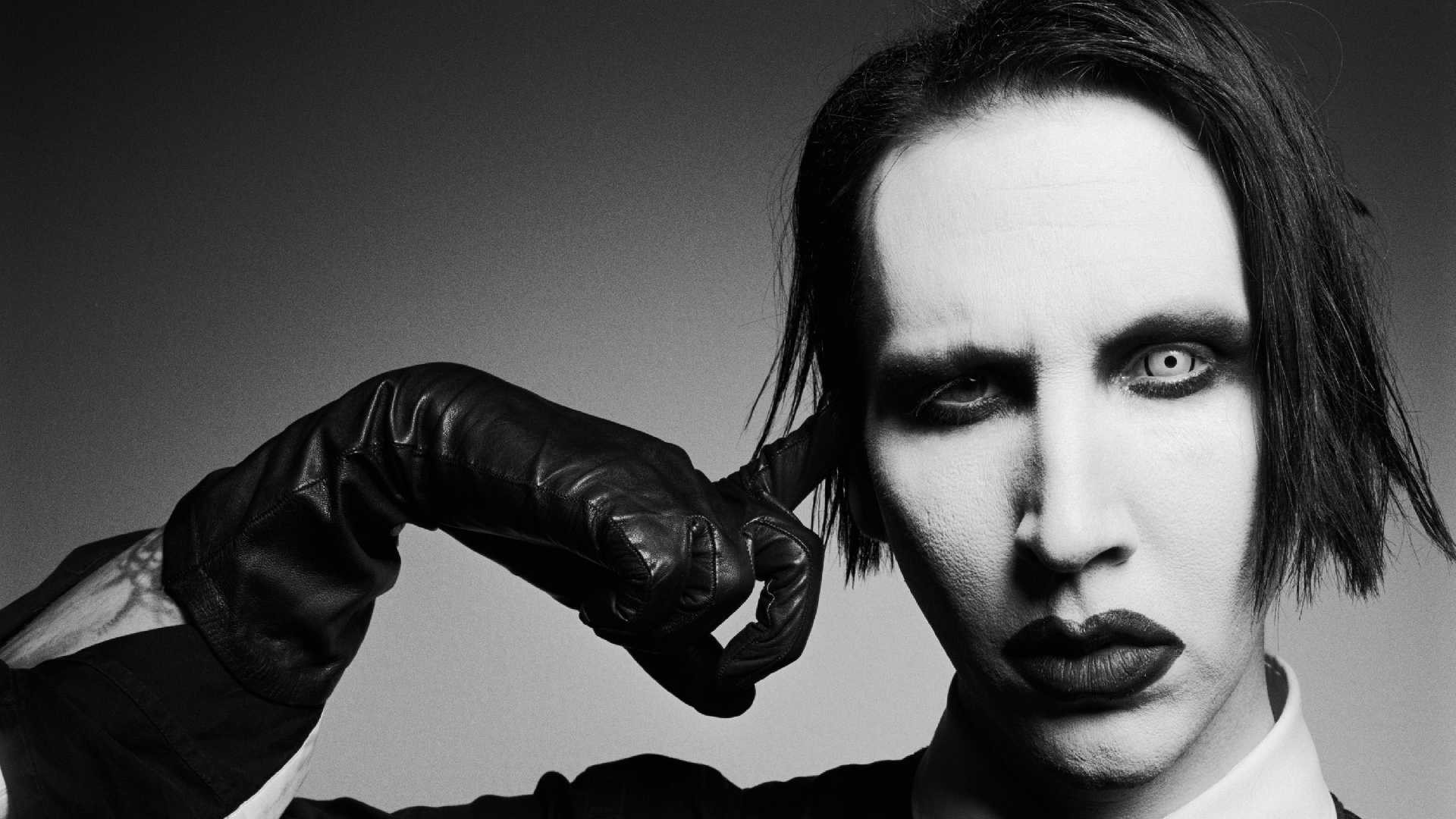 Marilyn Manson High Quality Background on Wallpapers Vista