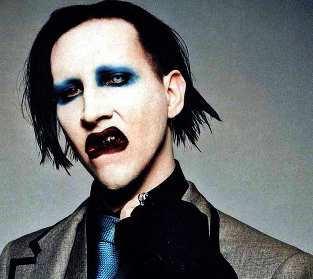 High Resolution Wallpaper   Marilyn Manson 640x570 px