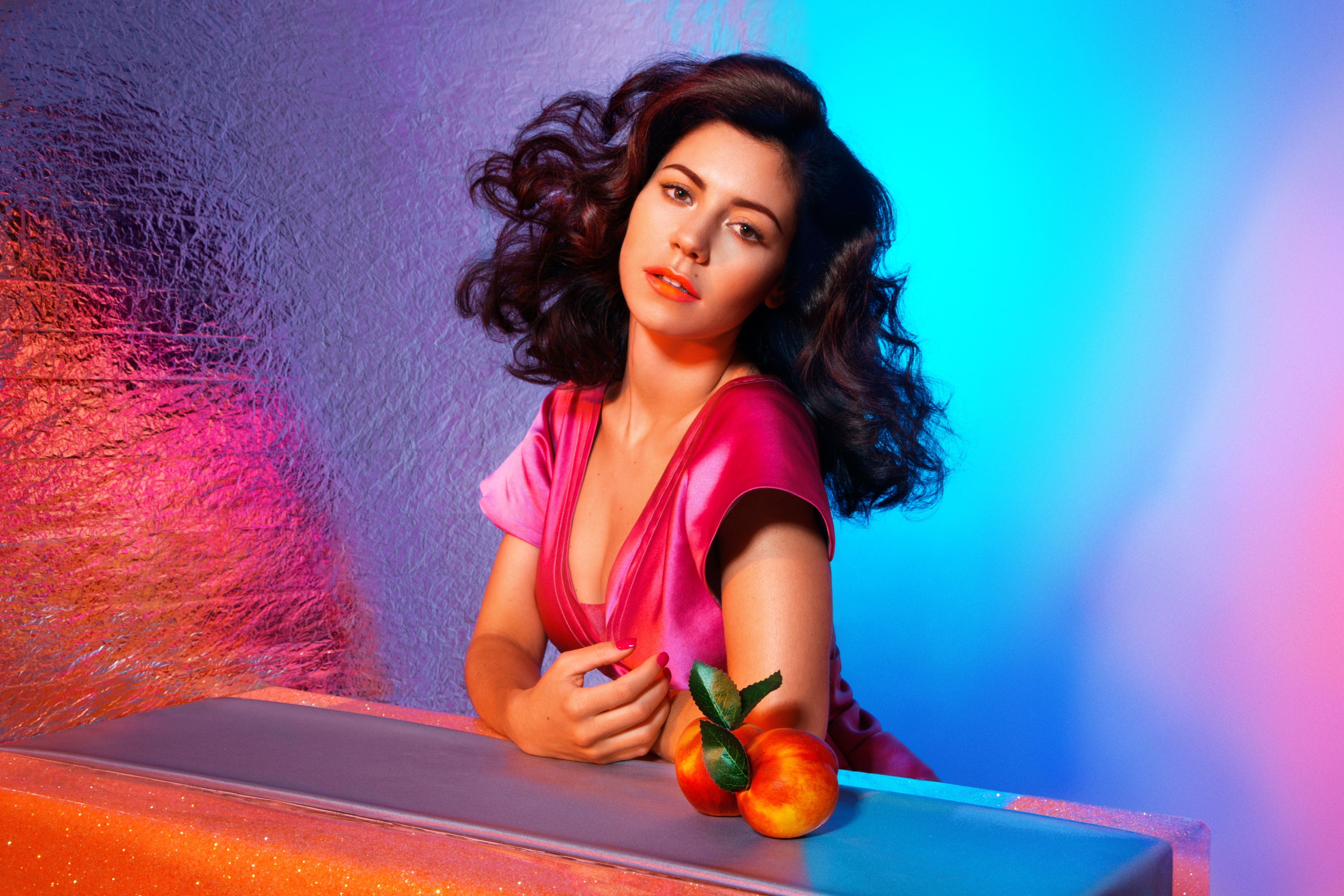 Marina And The Diamonds High Quality Background on Wallpapers Vista