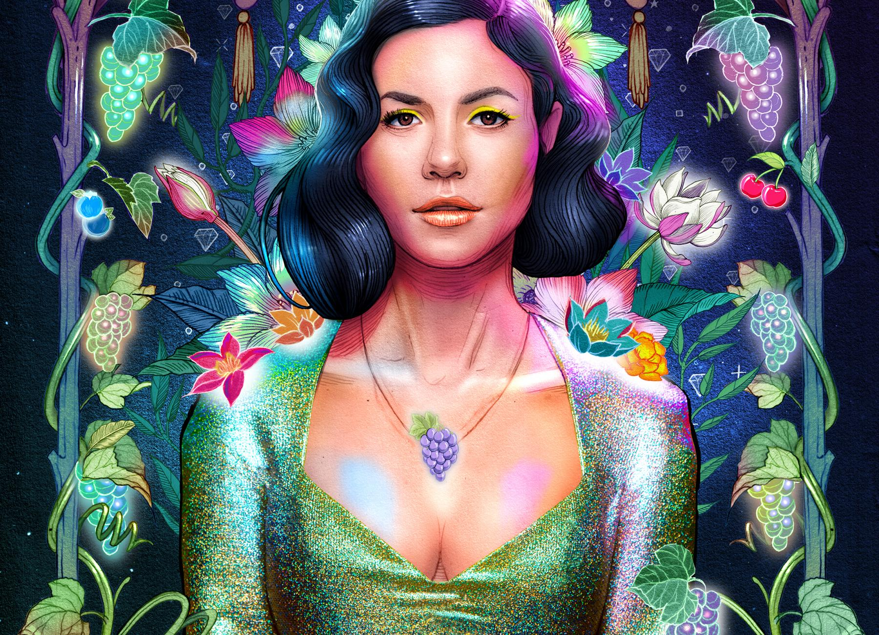 HQ Marina And The Diamonds Wallpapers   File 610.51Kb