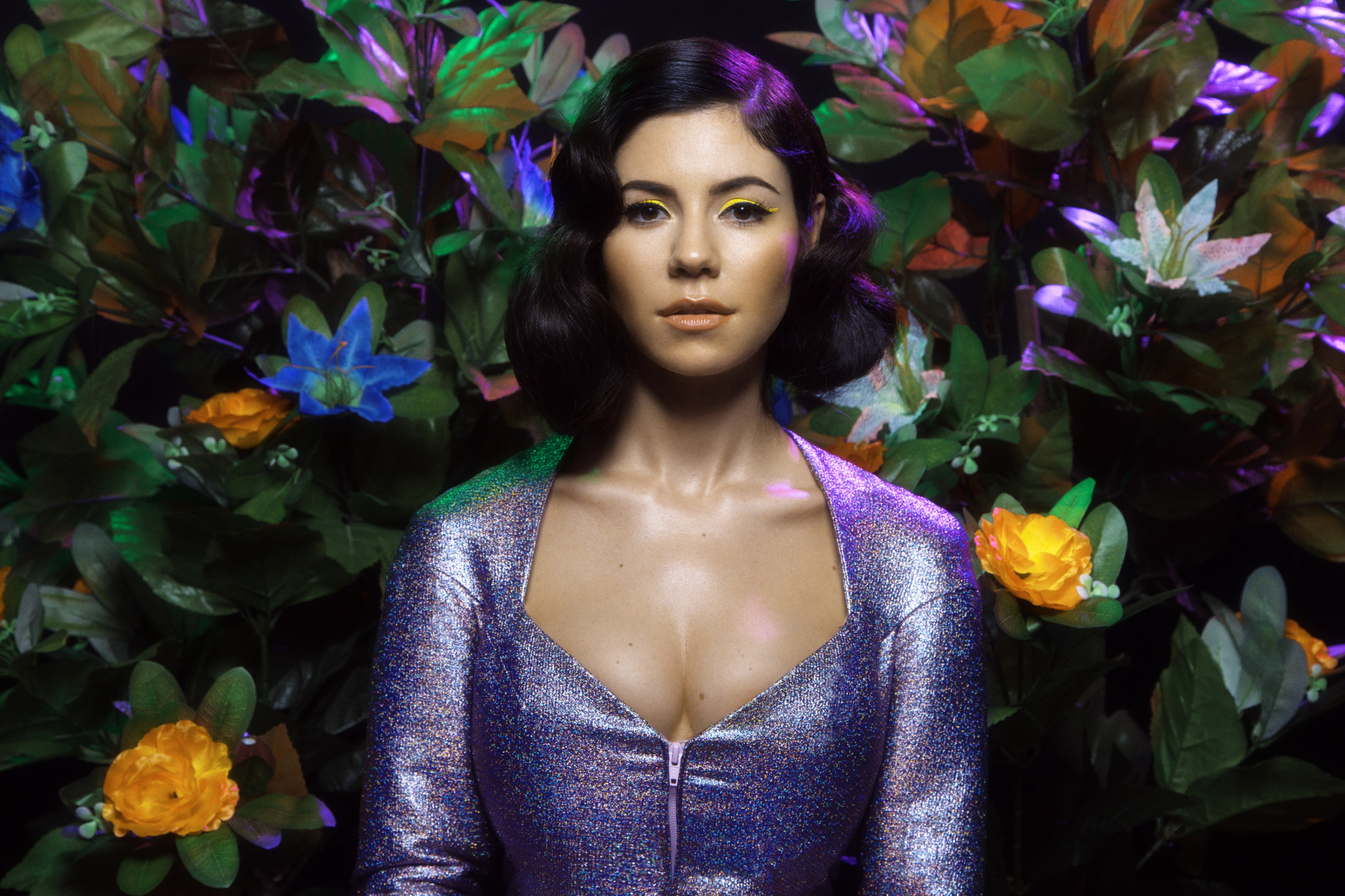 HD Quality Wallpaper   Collection: Music, 3743x2495 Marina And The Diamonds