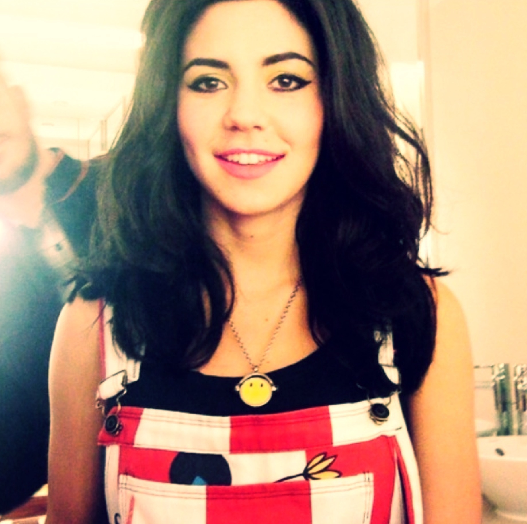 Nice Images Collection: Marina And The Diamonds Desktop Wallpapers