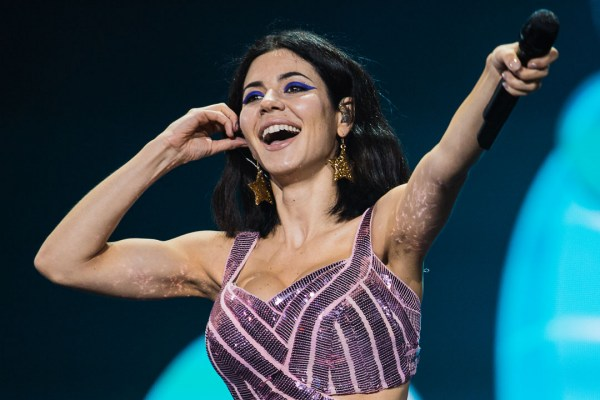 HD Quality Wallpaper   Collection: Music, 600x400 Marina And The Diamonds