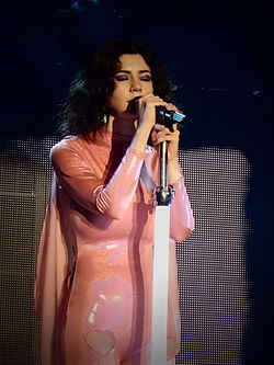 Marina And The Diamonds Backgrounds, Compatible - PC, Mobile, Gadgets  250x333 px