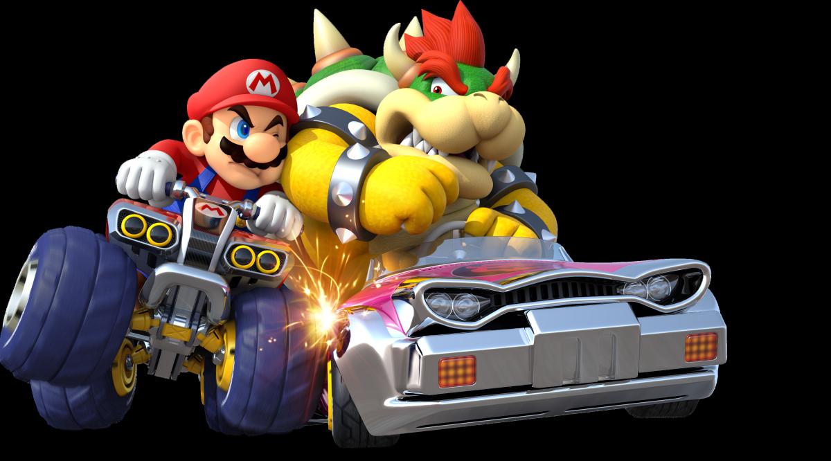 Mario Kart Wallpapers Video Game Hq Mario Kart Pictures 4k