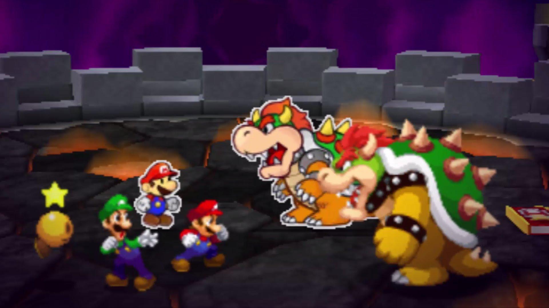 Most Viewed Mario Luigi Paper Jam Wallpapers 4k Wallpapers