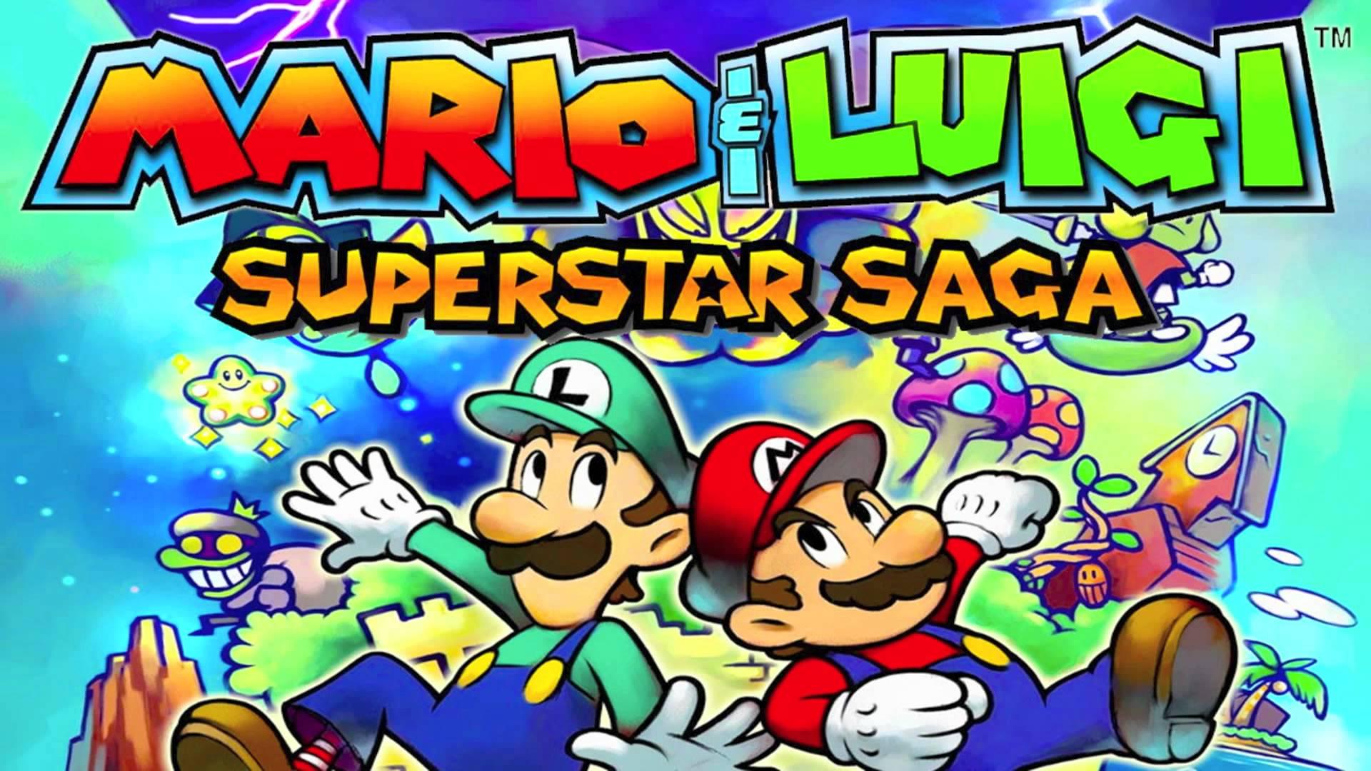 Most Viewed Mario Luigi Superstar Saga Wallpapers 4k