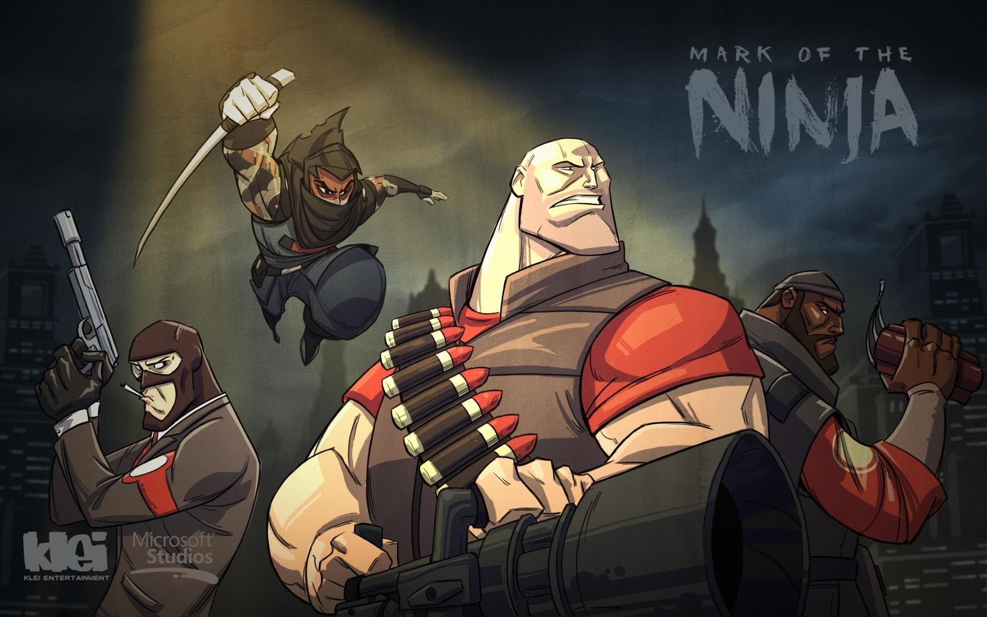 Most Viewed Mark Of The Ninja Wallpapers 4k Wallpapers