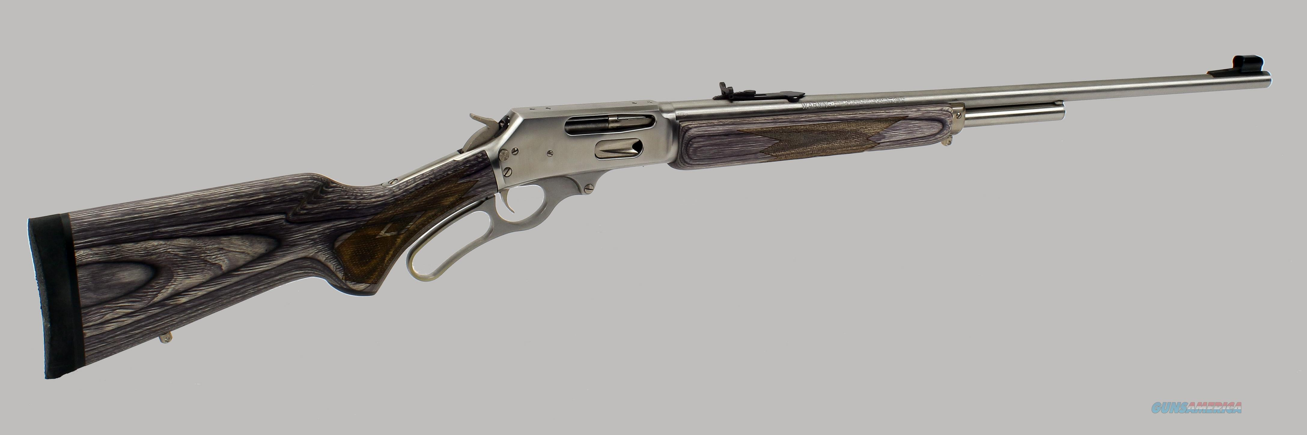 Marlin Rifle Pics, Weapons Collection