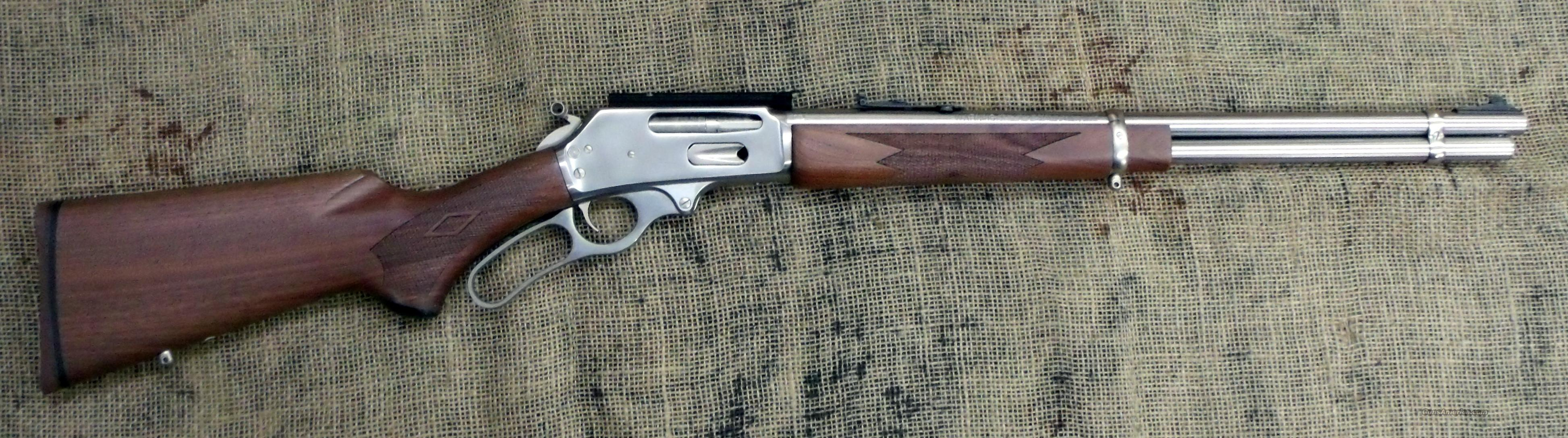 Nice Images Collection: Marlin Rifle Desktop Wallpapers
