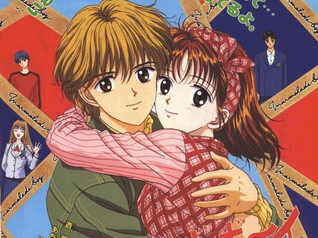 Marmalade Boy Wallpapers Anime Hq Marmalade Boy Pictures 4k Images, Photos, Reviews