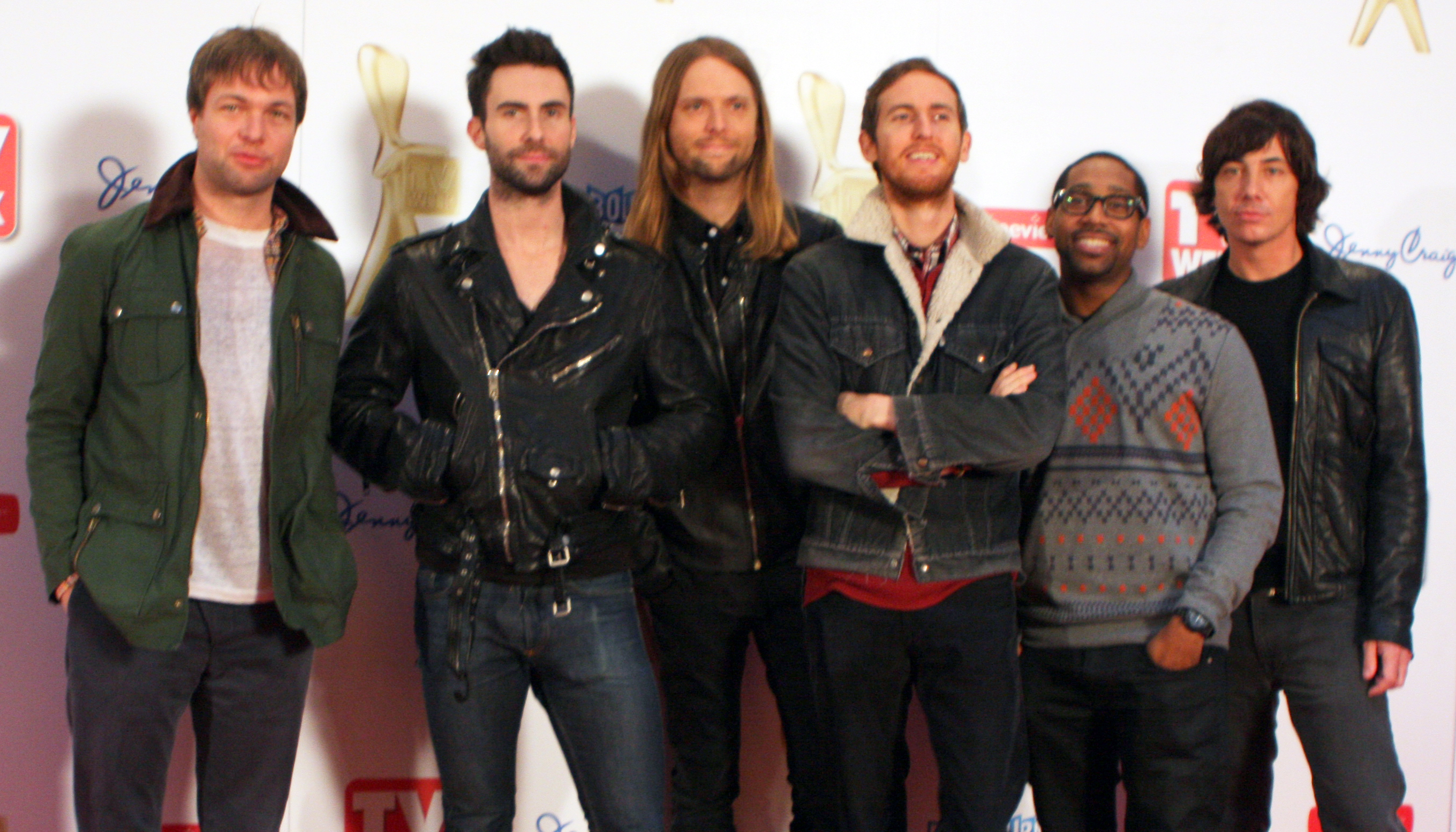 Maroon 5 Backgrounds, Compatible - PC, Mobile, Gadgets| 2719x1553 px