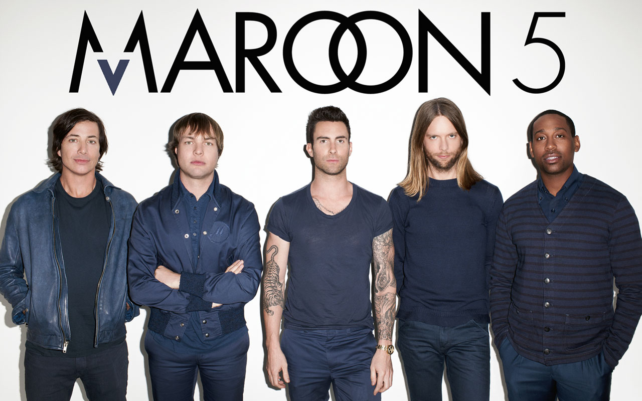 Maroon 5 High Quality Background on Wallpapers Vista