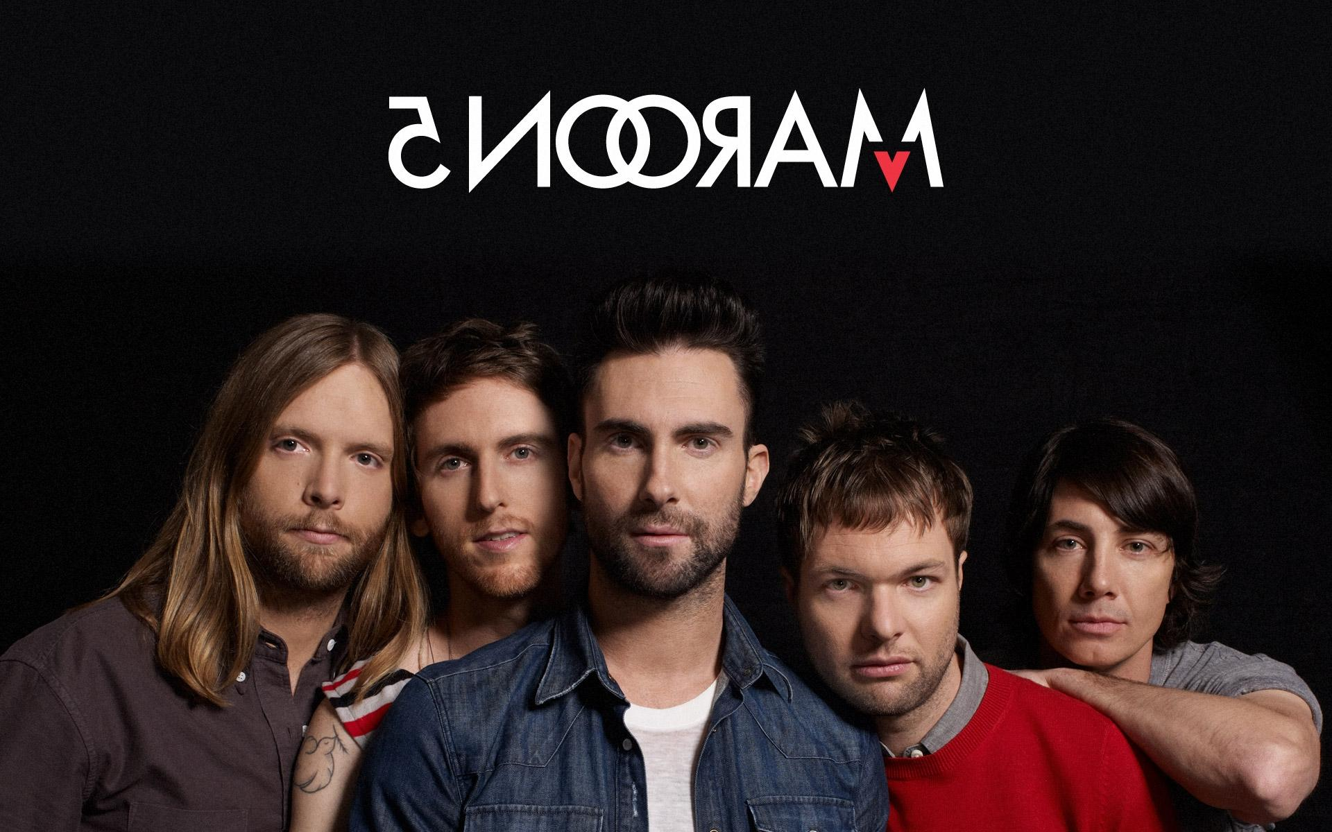 Nice wallpapers Maroon 5 1920x1200px