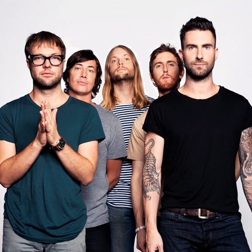 Maroon 5 Backgrounds on Wallpapers Vista