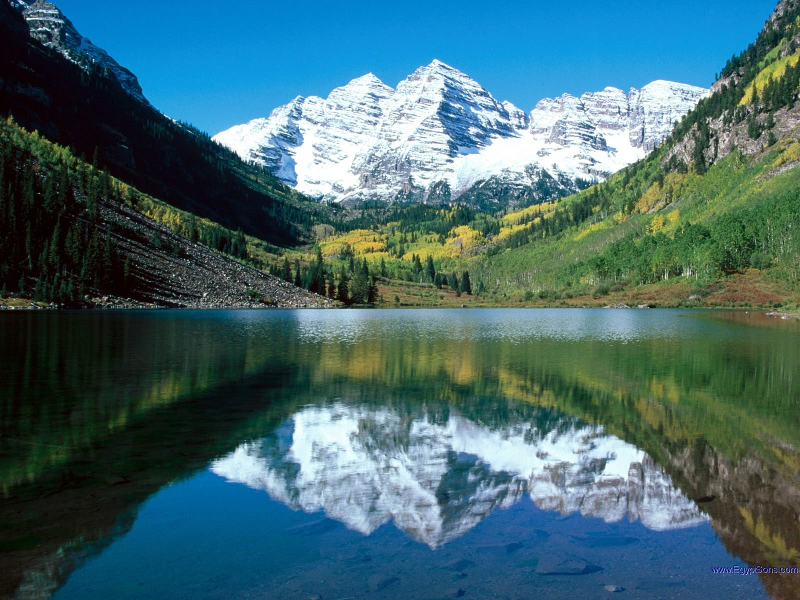 Maroon Bells Backgrounds, Compatible - PC, Mobile, Gadgets| 1600x1200 px